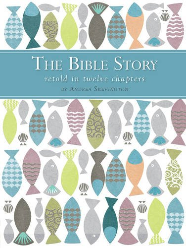 bible retold cover