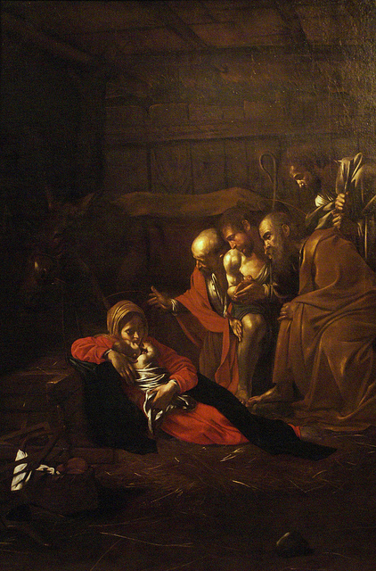 Caravaggio Adoration of the Shepherds.jpg